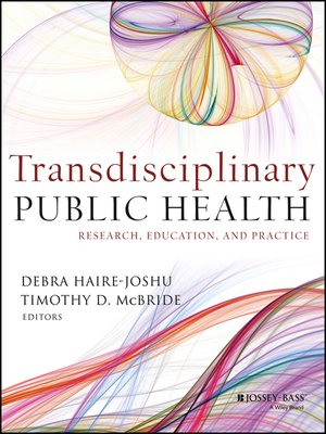 cover image of Transdisciplinary Public Health