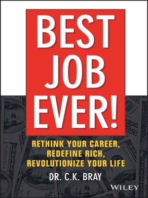 cover image of Best Job Ever!