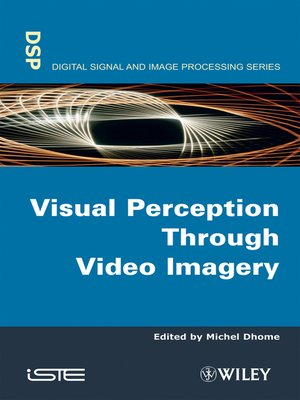 cover image of Visual Perception Through Video Imagery