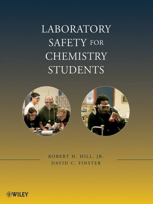 cover image of Laboratory Safety for Chemistry Students