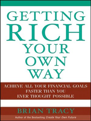 cover image of Getting Rich Your Own Way