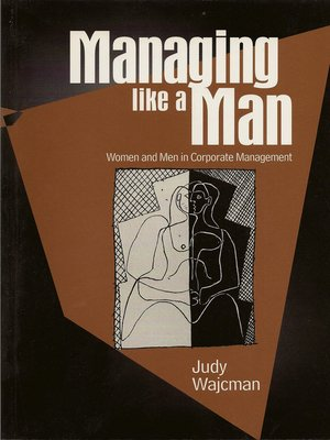 cover image of Managing Like a Man