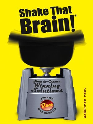 cover image of Shake That Brain