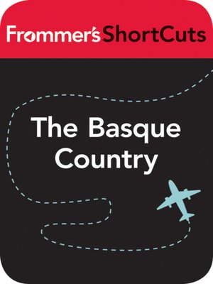 cover image of The Basque Country, Spain