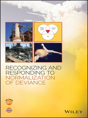 cover image of Recognizing and Responding to Normalization of Deviance