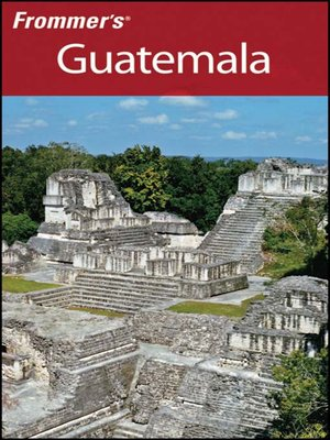 cover image of Frommer's Guatemala