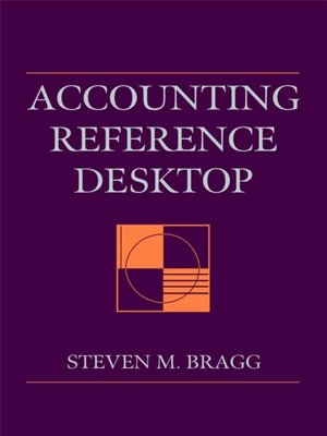cover image of Accounting Reference Desktop