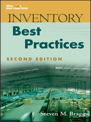 cover image of Inventory Best Practices