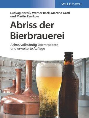 cover image of Abriss der Bierbrauerei