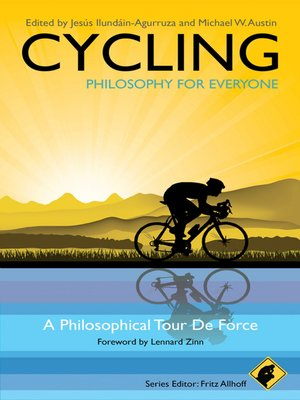 cover image of Cycling--Philosophy for Everyone