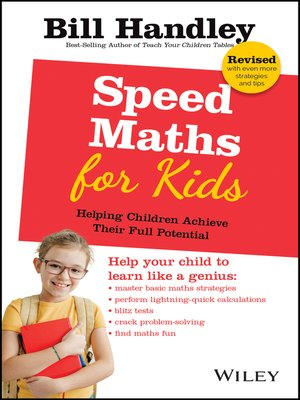 cover image of Speed Math for Kids