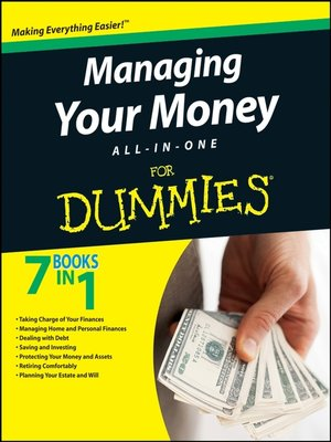 cover image of Managing Your Money All-In-One For Dummies®