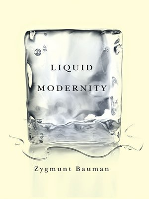 cover image of Liquid Modernity