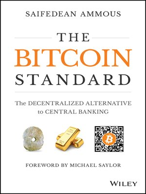 cover image of The Bitcoin Standard
