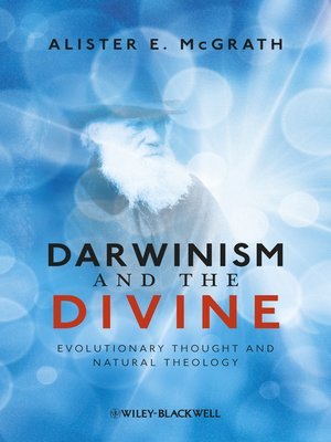 cover image of Darwinism and the Divine