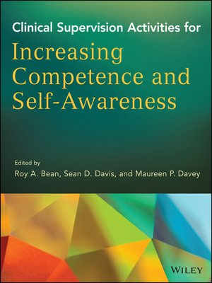 cover image of Clinical Supervision Activities for Increasing Competence and Self-Awareness