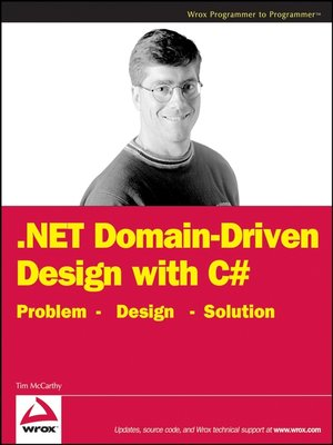 cover image of .NET Domain-Driven Design with C#
