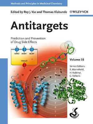 cover image of Antitargets