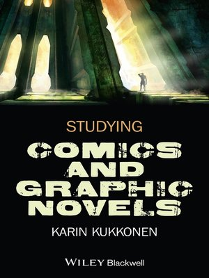 cover image of Studying Comics and Graphic Novels