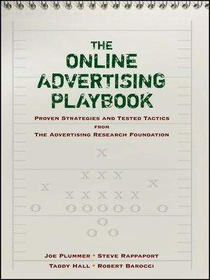cover image of The Online Advertising Playbook