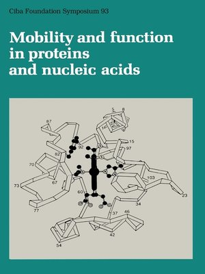 cover image of Mobility and Function in Proteins and Nucleic Acids