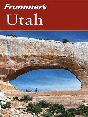 cover image of Frommer's Utah