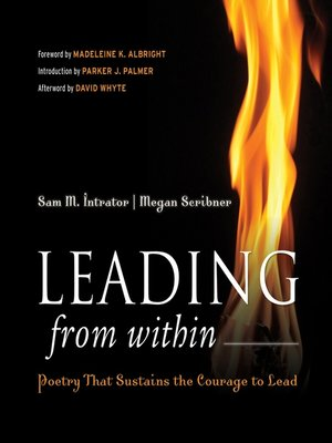 cover image of Leading from Within
