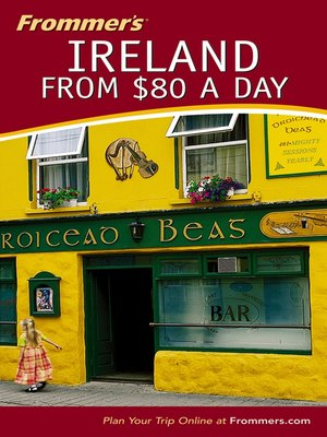 cover image of Frommer's Ireland from $80 a Day