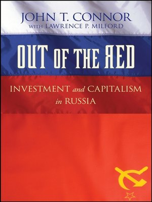 cover image of Out of the Red