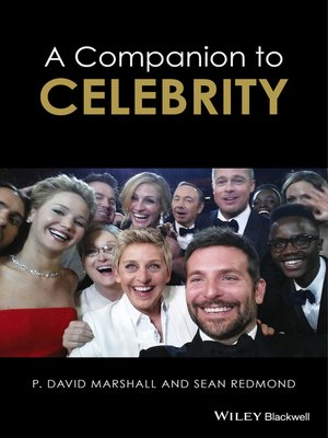 cover image of A Companion to Celebrity