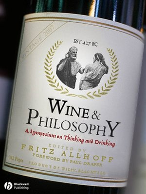 cover image of Wine and Philosophy
