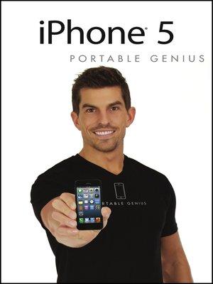 cover image of iPhone 5 Portable Genius