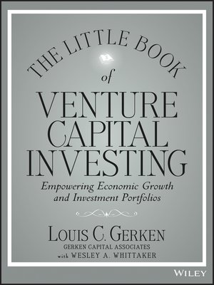 cover image of The Little Book of Venture Capital Investing