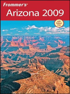 cover image of Frommer's Arizona 2009