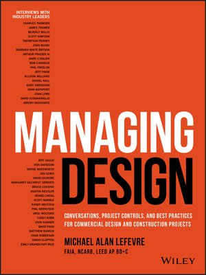 cover image of Managing Design