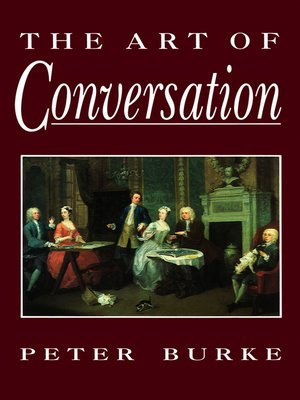 cover image of The Art of Conversation