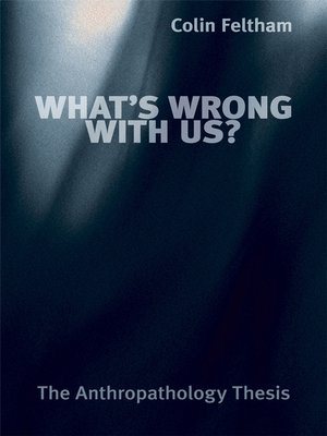 cover image of What's Wrong with Us