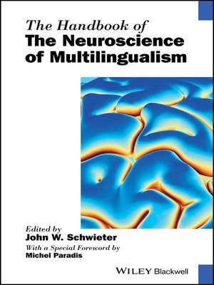 cover image of The Handbook of the Neuroscience of Multilingualism