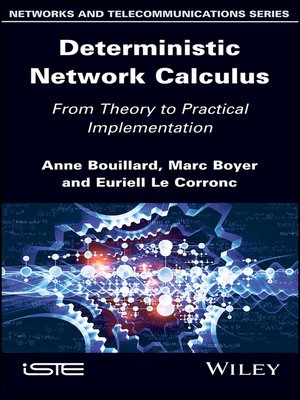 cover image of Deterministic Network Calculus
