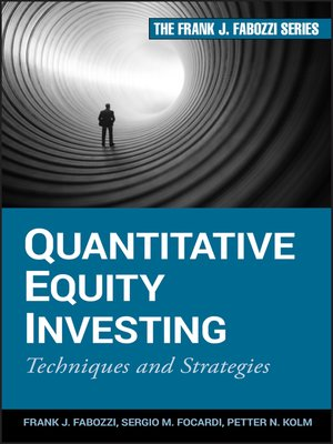cover image of Quantitative Equity Investing