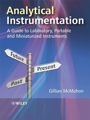 cover image of Analytical Instrumentation