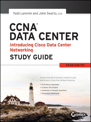 cover image of CCNA Data Center--Introducing Cisco Data Center Networking Study Guide