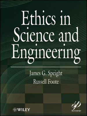 cover image of Ethics in Science and Engineering