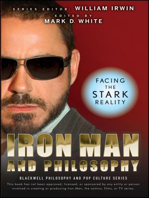 cover image of Iron Man and Philosophy