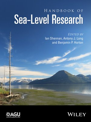 cover image of Handbook of Sea-Level Research