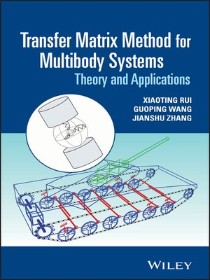 cover image of Transfer Matrix Method for Multibody Systems