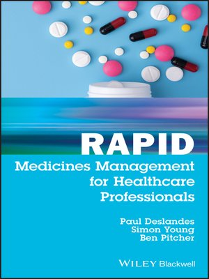 cover image of Rapid Medicines Management for Healthcare Professionals