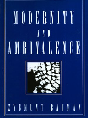 cover image of Modernity and Ambivalence