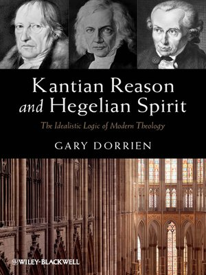cover image of Kantian Reason and Hegelian Spirit