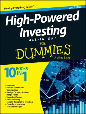 cover image of High-Powered Investing All-in-One For Dummies